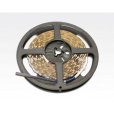 14,4W/m LED Lichtband RGB Rolle mit 5m 60LEDs/m 24VDC / 120Grad IP20