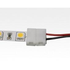 Verbinder flexibel für Lichtband LTRLOS*N/Wxx35S -33S / 8mm Lichtbänder VE10Stk