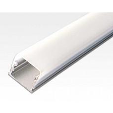 Aluminium Profil 1 m / für LED Lichtbänder max. 16.8x14
