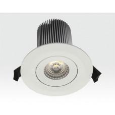 15W LED Einbau Leuchte weiß Neutral Weiß / 650lm IP44 230VAC