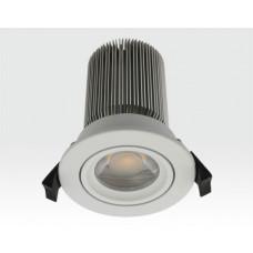 15W LED Spot weiß klar Warm Weiß / 750lm IP44 230VAC