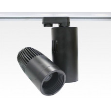 30W LED 3-Phasen Schienen Leuchte 24-60Grad einstellbar / schwarz Neutral Weiss 2800lm 230VAC