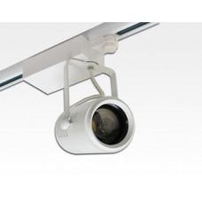 45W LED 3-Phasen Schienen Leuchte 24-60Grad einstellbar / weiss Warm Weiss 4800lm 230VAC