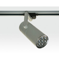 7W LED Schienen Leuchte für 3-Phasen Schienen 30Grad / weiß Neutral Weiss 420lm 230VAC