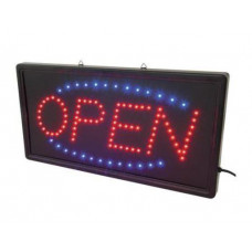 SSAMLIGHT LED Schild OPEN classic / inkl. Netzteil