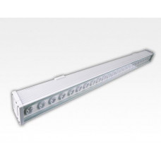 24W IP65 LED Wall Washer Fassadenstrahler Neutral Weiss / 24VDC 1000mm 120° dimmbar