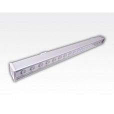 18W IP65 LED Wall Washer Fassadenstrahler RGB / 24VDC 1000mm 120° dimmbar