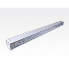 36W IP65 LED Wall Washer Fassadenstrahler Warm Weiss / 24VDC 1000mm 120° dimmbar