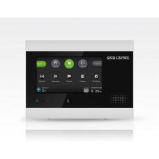 Safe & Smart ControlCenter LAN EN50131 Grad2 / SSAMControl-Smartphone App