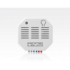Einbau Funk-Schaltaktor Dimmfunktion 230VAC/2,5A/575W / Energie Verbrauchs Monitor neue Version