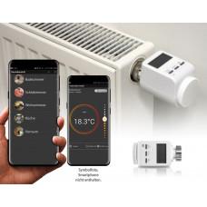Heizungs-Automatisierung für Radiatoren - Energiesparen sobald niemand Zuhause ist