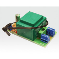 Einbaunetzteil 230VAC/12VDC/500mA / zu Kameraschutzgehäuse VIWGTP*xxxx Serie