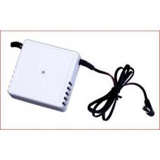 Spannungswandler 16-30VAC/DC ->12V 1,5A DC-Hohlstecker 1m Kabel / DualOut 12VDC/1,5A oder 24VDC/1A