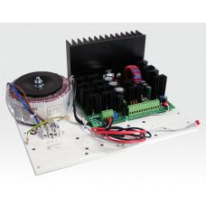 Netzteil analog 13,8VDC 10A inkl. einstellbarer Akku Ladung / 0.7; 2.1; 3.6 oder 4.8A