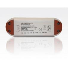 36W Netzteil 12VDC 2,7A / 240VAC min Last 13W   / 140x45x38mm