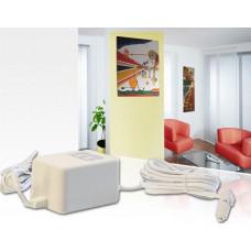 Netzteil 230VAC / 9VAC 1000mA thermische Sicherung / auch für PowerMaxPlus