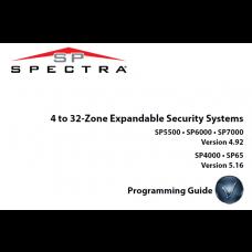 Anleitungen und Zertifikate zu Paradox Spectra 4000
