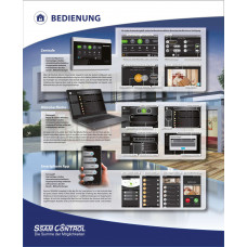 SSAMControl Safe Smart Home Druckvorlagen / PDF Download kostenfrei