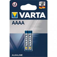 Professional Alkali Batterie 1,5V Mignon AAAA LR61 2er Pack / für NAHSMC*F1RC29