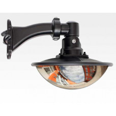 360°Rundumsicht-Spiegel mit integrierter Kamera und Zoomobjektiv / 3,5 - 12mm