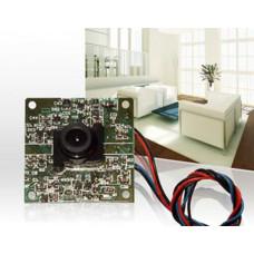"""Print-Videokamera 1/3"""" s/w 3,6mm"""