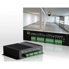 intelligente Alarmbox für HS Domes mit 8 IN und Tour Funktion / Pelco-D, -P, ALEC, ULTRAK