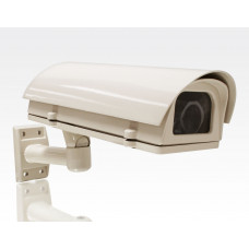 Dummy Video Kamera im Wetterschutzgehäuse / Identisch mit handelsüblichen Produkten
