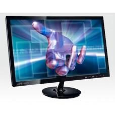 """21,5"""" FullHD TFT LED Monitor mit HDMI, DVI und VGA Eingang / 16:9 - Ausstellungsstück mit Schönheitsfehler"""