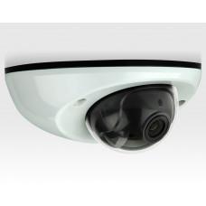 AV TECH IP Mini Kuppel D/N Kamera 3.8mm 2MegaPixel H.264 / AVM511P PoE SD-Card Onvif IK08