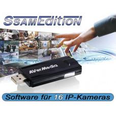 Aver Kennenlern-Preis NVR Software für 16 IP MegaPixel Kameras / Aver NXU8000-16CH