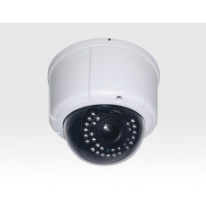 IP HD Kamera 2.8-12mm 2.1MP 25Bps / 1080p IR15m 2W-Audio 3-Axis / EasyFocus PoE IP66 SDHC Onvif PushVideo