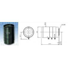 "1/3"" Objektiv 10-25mm / 1/3"" CS 10-25 F1.4-C 26.9-11.3 man.Iris"