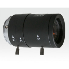 "1/3"" Objektiv Zoom 3-8mm man. Iris IR optimiert / 1/3"" C 3-8 F 1.4 man. Focus IR optimiert"
