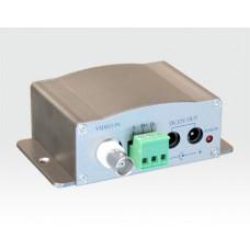 Videosender CAT5 12VDC/RS485 / Überspannungsschutz  Noise Filter
