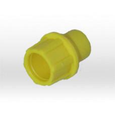 Kappe gelb für Easy Quick Montage Stecker / VE10