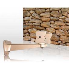 Wandarm für Kamera-Schutzgehäuse / 285mm TK 10kg
