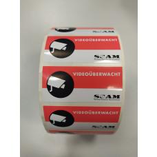 Video-Sticker