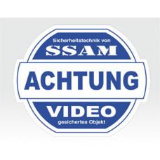 Video-Sticker groß