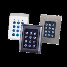 Jetzt Gehäuse selbst auswählen - Zifferncodeschloss EX6 mit Proximity Leser NfP EX5 EX4