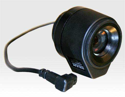 "1/3"" Objektiv 4,0mm DD Iris"