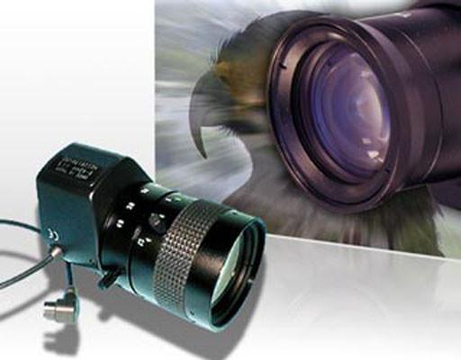 "1/2"" Objektiv 8-48mm DC, man.Zoom / 1/2""  C  8-48  F1.2-560C  Manual Focus,"