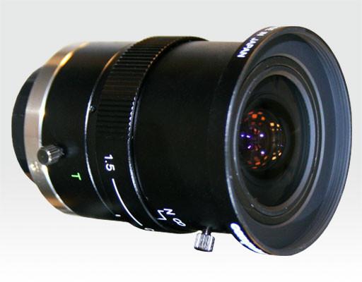 """1/2"""" Objektiv 2xZoom  4,5-10mm / CS 4.5-10 F1.6-C 81.3-38.2 Manual I"""
