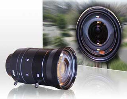 """1/3"""" Objektiv 5 - 50 mm Manuel Iris / 1/3"""" F/1,7, 5 - 50 mm Manuel Iris"""