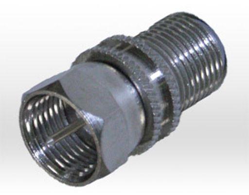 Antennen F Stecker für Video Kabel Easy Quick Montage / VE10