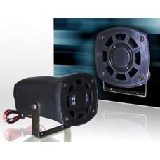 112dBA Signalgeber akustisch Piezo-Horn / 12VDC Innen-/Ausseneinsatz