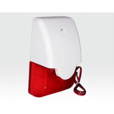 Signalgeber Optisch-Akustisch Aufbau-Piezoschallgeber