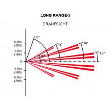 Ersatzlinse Long Range >27m (LONG RANGE-2 LR-2) / für DG65, QU60, PMD1, PMD2P