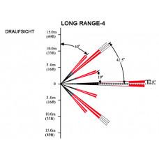Ersatzlinse Long Range 30,4m (LONG RANGE-4 LR-4) / für DG65, QU60, PMD1, PMD2P
