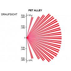 Linse Vorhang Horizontal 156Grad 13m PET ALLEY(PE-1) / für DG65, QU60, PMD1, PMD2P