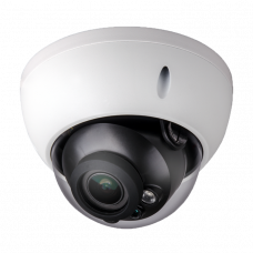 HDCVI DomeKamera 5MP,2.7-13.5mm Motorzoom,30m SmartIR  / IP67,12V,HD/SD schaltbar,audio in
